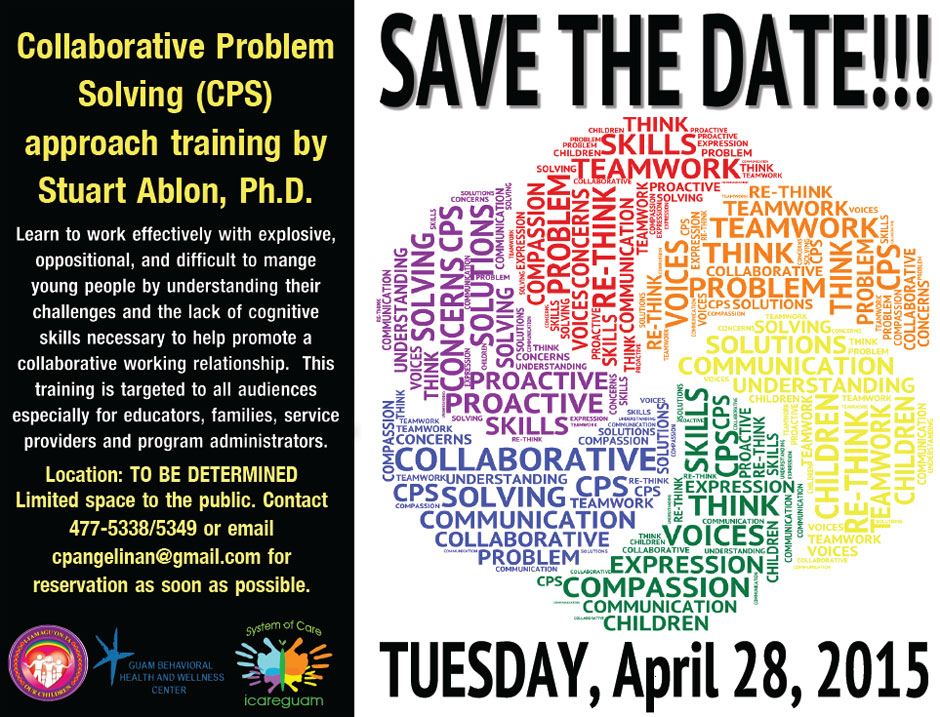 collaborative problem solving  cps  approach training by